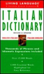 Basic Italian Dictionary (LL(R) Complete Basic Courses) - Living Language