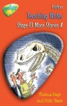 Oxford Reading Tree: Stage 13 Pack A: Treetops Fiction: Teaching Notes: Stage 13 - Thelma Page