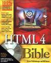 HTML 4 Bible - Bryan Pfaffenberger, Bill Karow