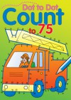 Dot to Dot Count to 75 - Balloon Books