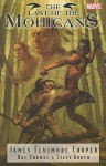 Marvel Illustrated: The Last of The Mohicans - Roy Thomas, Steve Kurth, Denis Medri