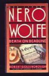 Death on Deadline - Robert Goldsborough