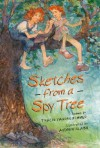 Sketches From a Spy Tree - Tracie Vaughn Zimmer, Andrew Glass