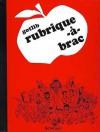 Rubrique à Brac, Tome 1 - Gotlib