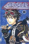 Air Gear, Volume 1 - Oh! Great, 大暮 維人