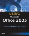 Special Edition Using Microsoft Office 2003 - Ed Bott, Woody Leonhard