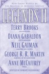 Legends II (cloth) - Robert Silverberg, Terry Brooks, Elizabeth Haydon
