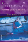 Someone's Baby - Dani Sinclair