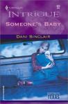 Someone's Baby - Dani Sinclair
