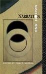 Nation & Narration - Homi K. Bhabha
