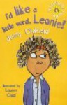 I'd Like a Little Word Leonie - Dd4 - Jenny Oldfield