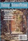 Fantasy & Science Fiction, April 2003 - Gordon Van Gelder, Gary W. Shockley, Paul Di Filippo, Joyce Carol Oates, Robert Sheckley, Mark W. Tiedemann, Albert E. Cowdrey