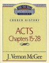 Thru the Bible Vol. 41: Church History (Acts 15-28): Church History (Acts 15-28) - Vernon McGee