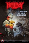 Hellboy: Los huesos de los gigantes - Christopher Golden, Mike Mignola