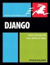 Django: Visual QuickPro Guide - Steven Holzner