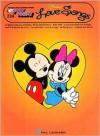 Disney Love Songs: E-Z Play Today Volume 234 - Hal Leonard Publishing Company