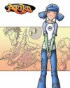 Akiko Flights of Fancy - The High Flying Expanded Edition - Mark Crilley