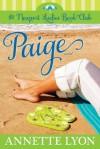 The Newport Ladies Book Club: Paige - Annette Lyon