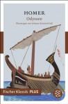 Odyssee: Fischer Klassik PLUS (German Edition) - Johann Heinrich Voß, Homer