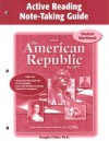 The American Republic to 1877, Active Note-Taking Guide: Student Workbook - Douglas Fisher