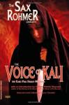 The Voice of Kali - Sax Rohmer, Gene Christie, William Patrick Maynard