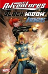 Marvel Adventures Black Widow and the Avengers - Paul Tobin, Ig Guara, Clayton Henry
