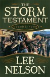 The Storm Testament IV - Lee Nelson