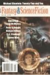 Fantasy & Science Fiction - Gordon Van Gelder