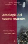 Antología del Cuento Extraño 4 - Rodolfo Walsh