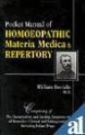 Pocket Manual of Homeopathic Materia Medica and Repertory and a Chapter on Rare and Uncommon Remedies - William Boericke