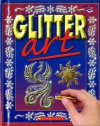 STICKERS: Fun Pack: Glitter Art - NOT A BOOK
