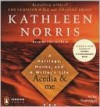 Acedia and Me - Kathleen Norris