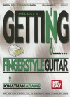 Getting Into Fingerstyle Guitar [With CD] - Jonathan Adams
