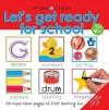 Wipe Clean Let's Get Ready For School (Wipe Clean) (Wipe Clean) - Roger Priddy