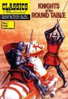 Knights of the Round Table (with panel zoom)  - Classics Illustrated - John Cooney, Jaak Jarve, Roberta Strauss Feuerlicht, Alex A. Blum, Holly Stover, William B. Jones Jr.