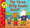 The Three Billy Goats Gruff (Lift The Flap Fairy Tale) - Nick Sharratt, Stephen Tucker, Stephen L. Tucker