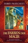 Die Farben der Magie (Scheibenwelt #1) - Terry Pratchett, Andreas Brandhorst, Stephen Player