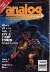 Analog Science Fiction/Science Fact Mid-December, 1991 - Stanley Schmidt