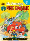 My Amazing Pop-Up Fire Engine - Georgia Barrington, Richard Fowler, Alyssa Peacock, Brighter Child
