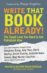 Write That Book Already!: The Tough Love You Need to Get Published Now - Sam Barry, Kathi Kamen