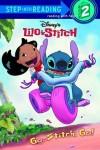Go, Stitch, Go! - Monica Kulling