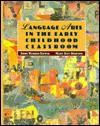 Lang Arts in Early Chldhd Clssrm - John Warren Stewig, Mary Jett-Simpson