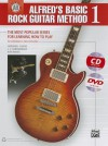 Alfred's Basic Rock Guitar, Bk 1: The Most Popular Series for Learning How to Play, Book & DVD - Ron Manus, L C Harnsberger, Nathaniel Gunod