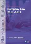 Blackstone's Statutes on Company Law - Derek French