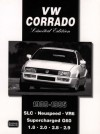 VW Corrado 1989-1995 -Limited Edition - R.M. Clarke