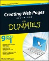 Creating Web Pages All-In-One for Dummies - Richard Wagner