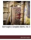 Burroughs's Complete Works, Vol. 3 - John Burroughs