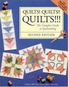 Quilts! Quilts!! Quilts!!! : The Complete Guide to Quiltmaking - Diana McClun, Laura Nownes