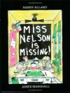 Miss Nelson is Missing! Book & CD - Harry Allard, James Marshall