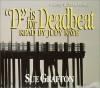D Is For Deadbeat - Sue Grafton, Judy Kaye